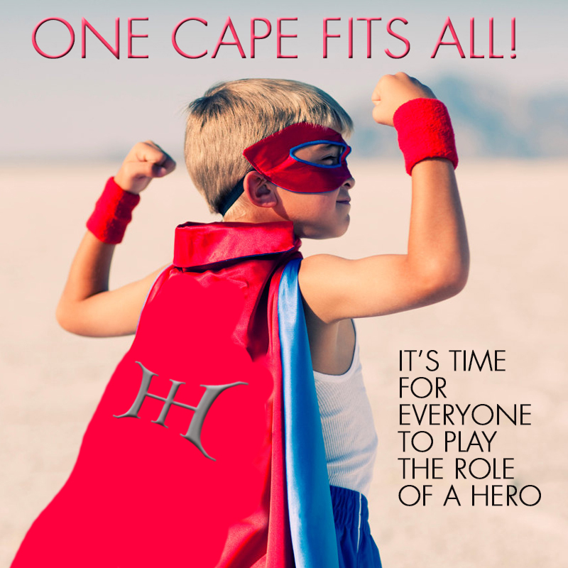 One Cape Fit's All campaign 20117 ~ 2020